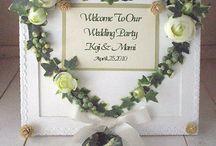 <テーマで選ぶ>ビンテージがテーマの結婚式におすすめのウェディングアイテム / シェリーマリエ・オンラインショッピングにてお買い求めいただけます。