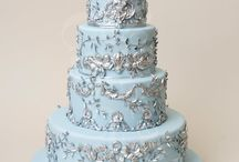 Wedding cake ideas / by Meg Polansky