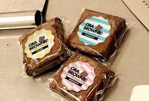 Tag para Brownie