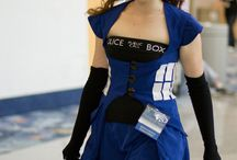 Comic-Con/DW Party Ideas / by Leslie Durrett