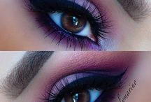 Gorgeous eye makeups !