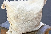 домашний текстиль вязать спицами