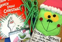 Christmas-Books and activities
