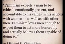 Women + Men, Not Vs.