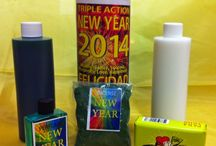 New Year's Supplies / All the products you need to start the New Year off right
