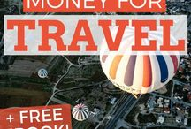 Travel Budgeting Advice / How To Save To Travel | Money Saving Tips For Travel | Budgeting Tips For Backpackers | Budget Travel | Frugal Living Hacks | Keeping Costs Down On The Road