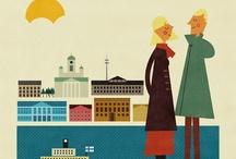 Helsinki. Pearl of the Baltic / by Izaskun BR