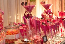 Party Table Inspiration / Candy, dessert, snack and favor tables galore!  / by The Imagination Laboratory