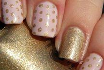 Nails and toe nails