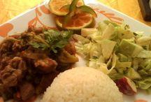Comidas / Comidas, Cenas, Platos Especiales