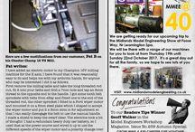 Chester Machine Tools HobbyStore News