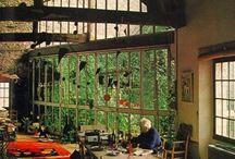 Studio / The secret space