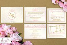 Wedding Invitations / See the latest invitations from LoveLi