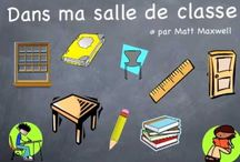 french classroom