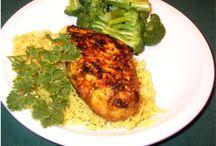 Baked Curry Honey Mustard Chicken Recipe