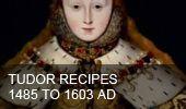 Tudor recipes