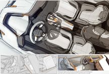 Car Concept sketches