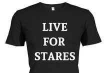 Live For Stares t-shirt
