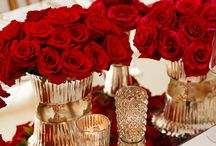 Rose gold moodboard