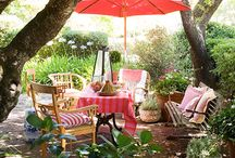 Great Outdoor Spaces / by Heather Jones