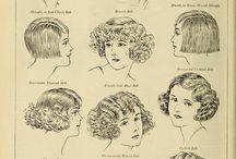 Vintage Hair/Make Up