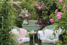 Inspiring Gardens / by The Roseberry Cottage ~ Carol