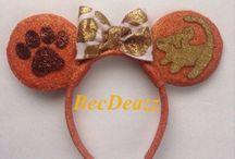 Minnie & Mickey Ears