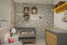 Baby room {girls}