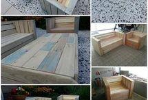 Meubles en bois de palette