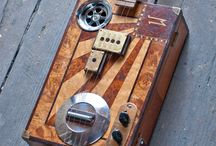 Miku Cigar Box Guitars