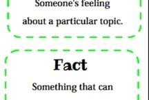 fact/opinion