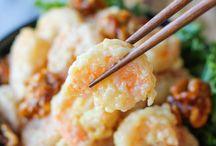 Healthy dinners / dinner ideas / Shrimp dinner