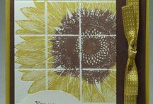 "Crafty ""Flower SunFlower"" / by Posh Mc"