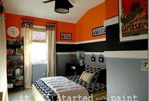 Andrew's new Room