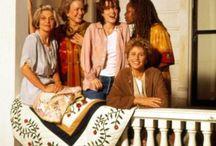 Quilts in films / Tsja, ik zie overal quilts. Ook in films en televisie series vallen zij mij op.