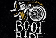 Boot Ride 2013