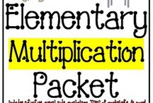 Elementary Math / Elementary math resources, activities, and ideas!