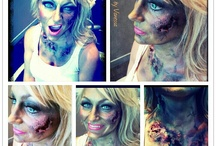 Halloween makeup ideas / by Stefanie Long