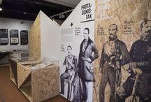 Exhibition_TRATADO DE PAZ / La muestra recorre el abrazo de Bergara que puso fin a la primera guerra carlista. 2016