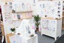 Vision Board - Craft Fair
