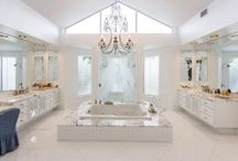 Statuario Marble Bathroom / Statuario Marble Bathroom Project
