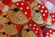 Eigen gemaakte cupcakes