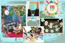 SIX AWESOME KIDS BIRTHDAY PARTY THEMES / by Celebrations Ltd.