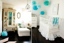 ideas para cuartos de bebe