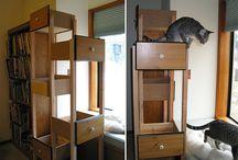 cat tree ideas