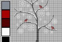 Cross stitch / Cross stitch, needlework / by Brenda Stalnaker