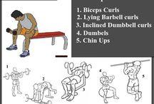 Workout program/plan