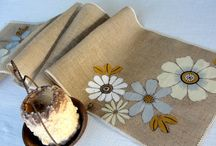 Create it Ideas ~ home decor ~ table runners