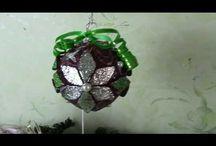 шары из папьемаше