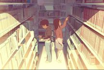 Le Bordel / Pictures of various Manga